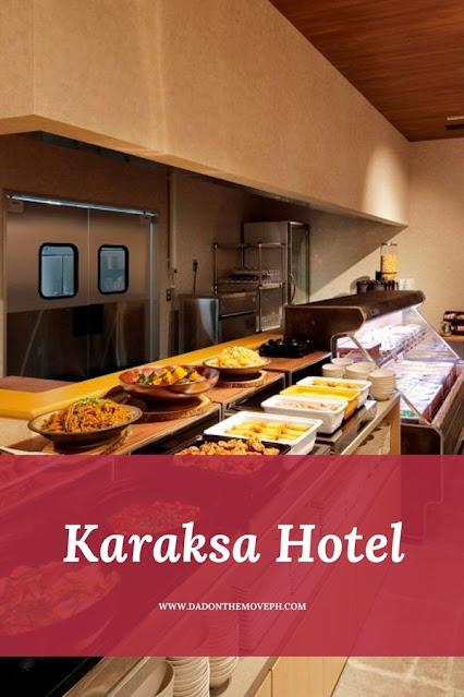 Karaksa Hotel review