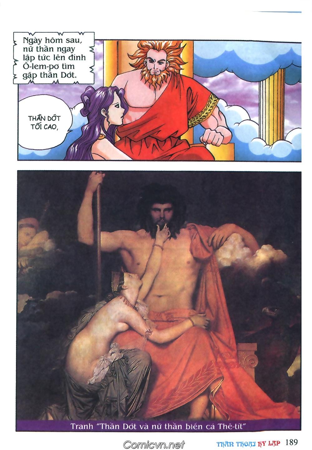 Thần Thoại Hy Lạp Màu - Chapter 56: Hai vị tướng và hai mỹ nữ - Pic 42
