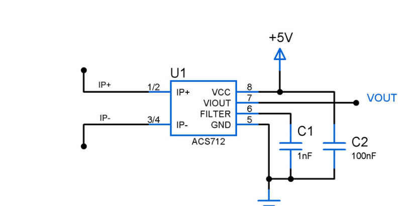 current sensor switch circuit seems interesting