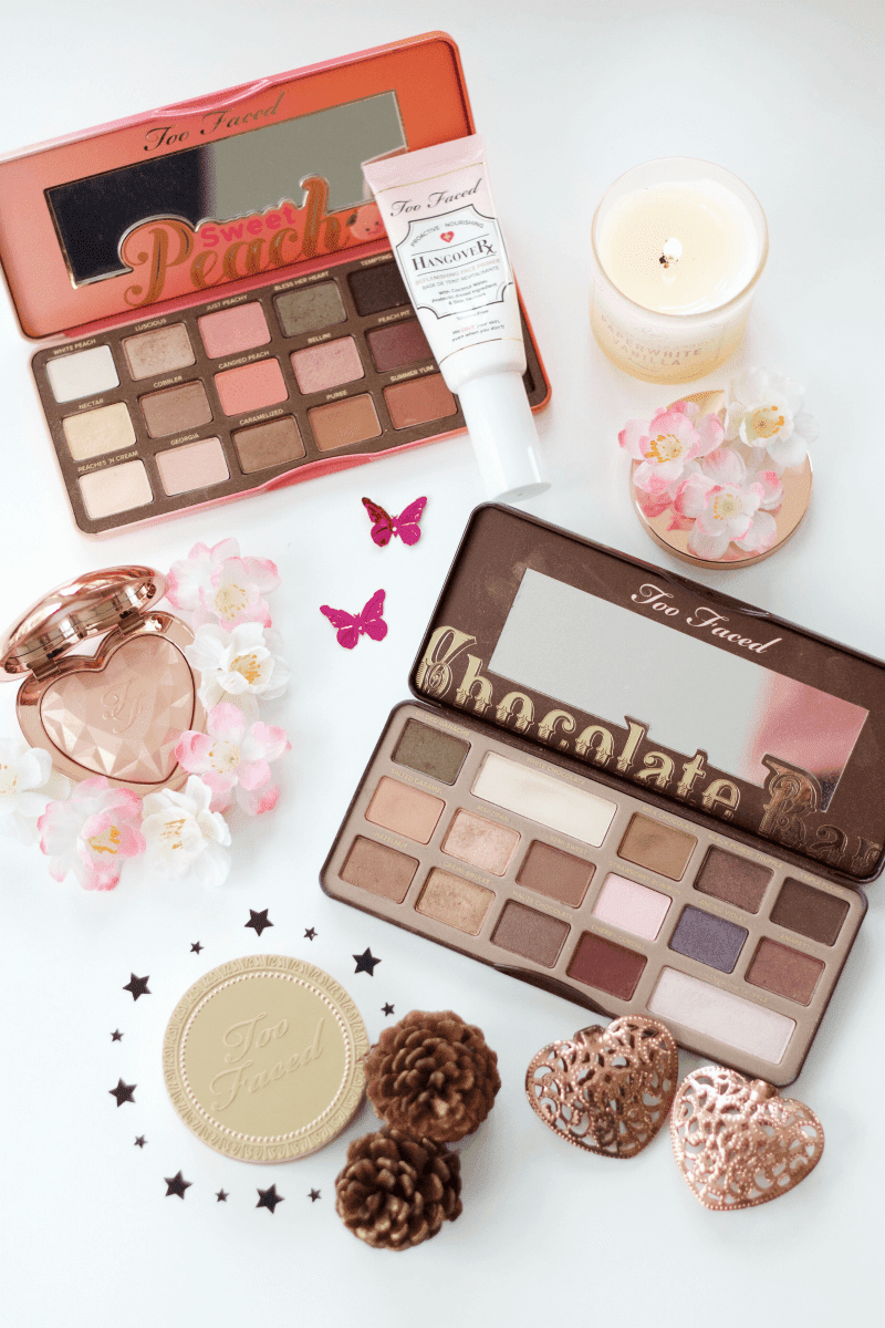 Favourite Too Faced Products