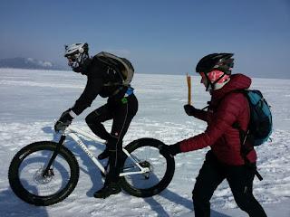 Фаты на Байкале