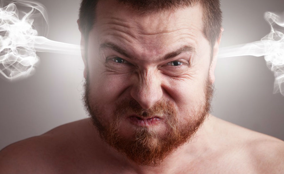 How Anger Can Affect Your Day
