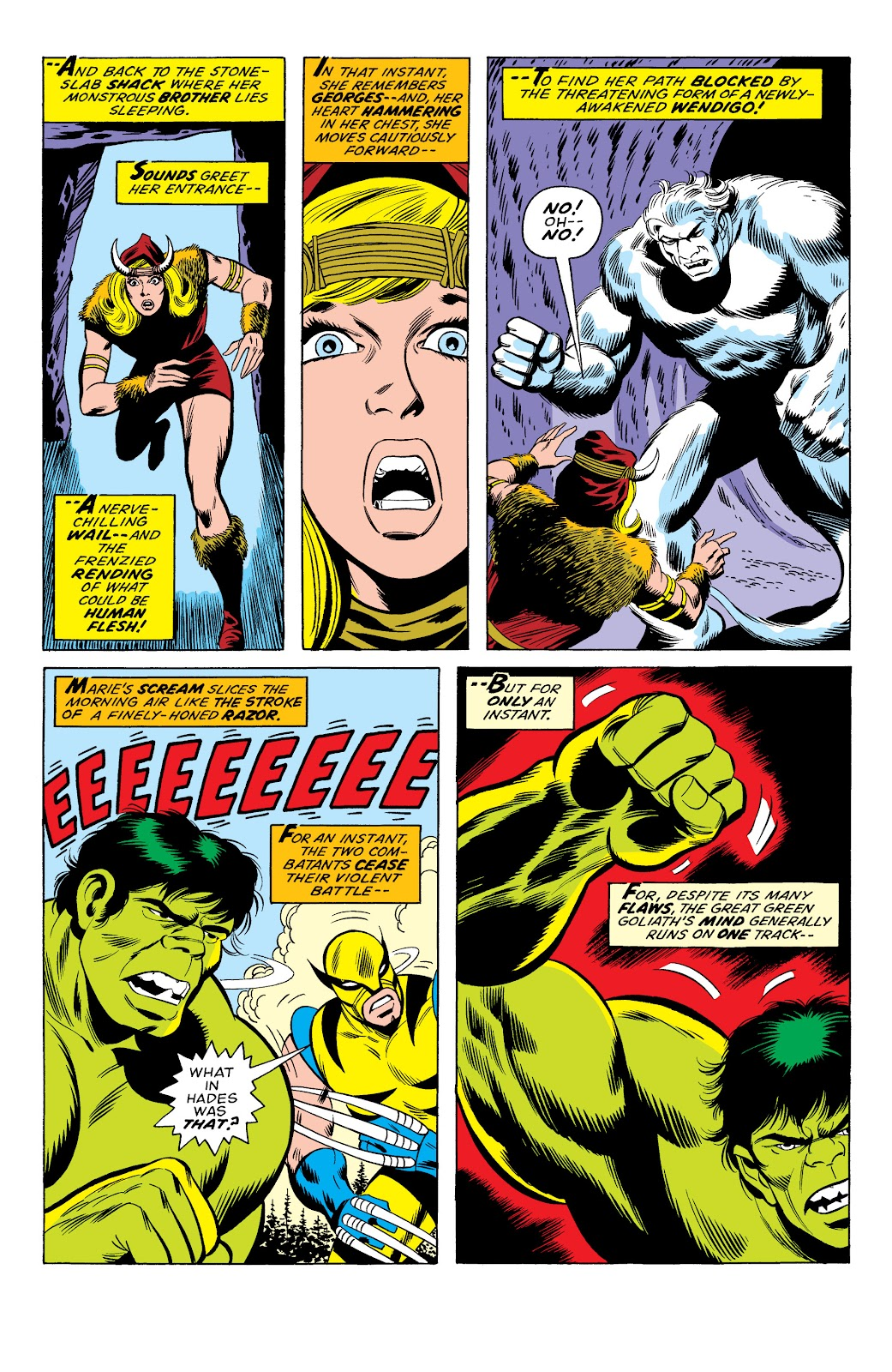 Read online Marvel Masterworks: The Incredible Hulk comic -  Issue # TPB 10 (Part 3) - 19