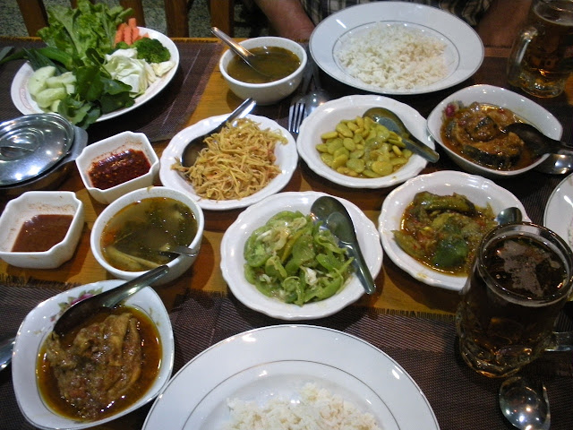mandalay food