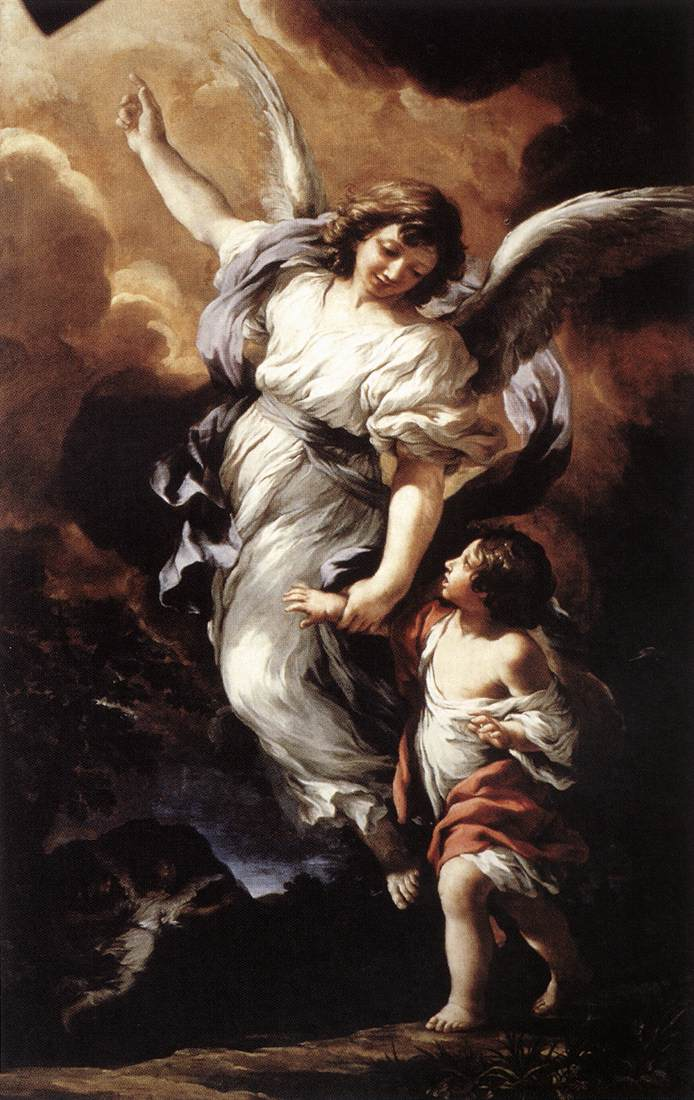 Infallible Catholic: Padre Pio on Guardian Angels