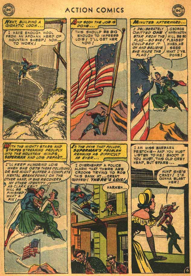 Read online Action Comics (1938) comic -  Issue #198 - 8