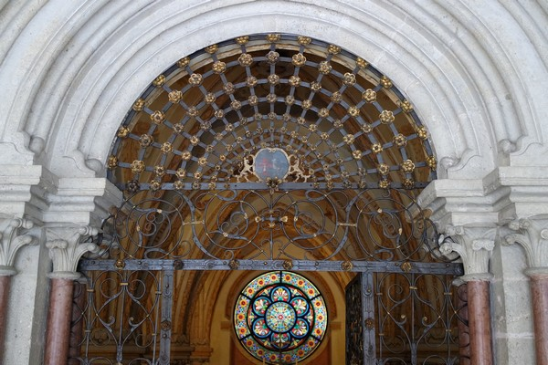 autriche basse-autriche niederösterreich stift abbaye heiligenkreuz wienerwald salle capitulaire chapitre
