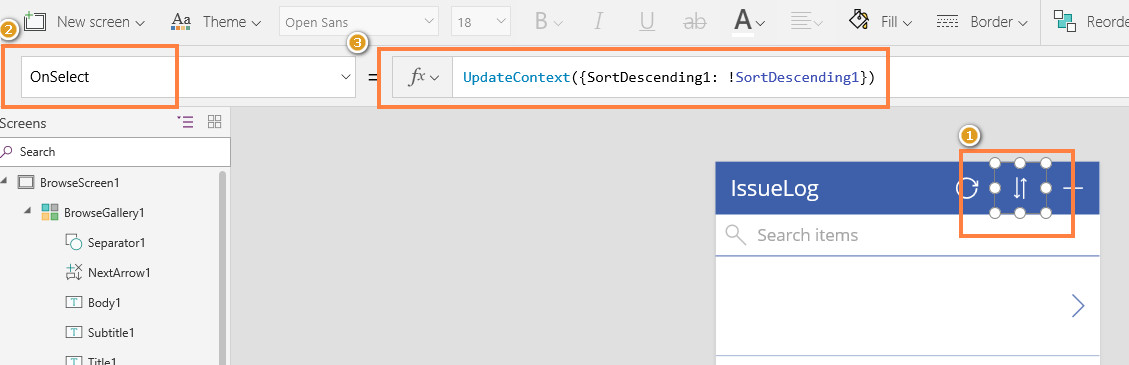 Aroh's SharePoint Corner: How to: Use variables in PowerApps