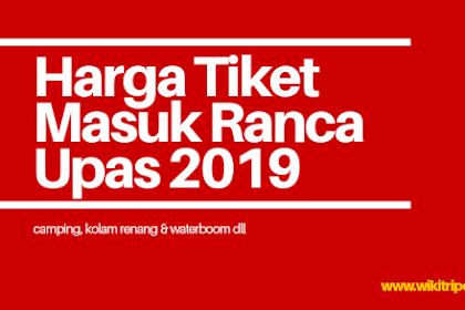 Daftar Harga Tiket Masuk Kampung Cai Ranca Upas Ciwidey Bandung 2019