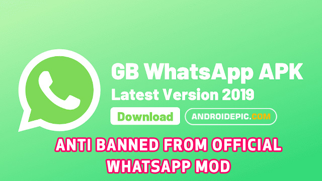 Download GB Whatsapp Mod APK Anti Banned, Blokir