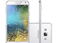 Samsung Galaxy E7 Dirilis, Ponsel Android Lollipop Berprosesor Quad Core Dan Kamera 13 MP Seharga 4,5 Juta