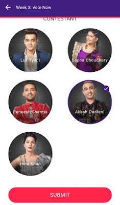 Bigg Boss Sessions 11 Contestants Vote Now in this Week