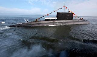 Varshavyanka - Kapal selam kelas Kilo