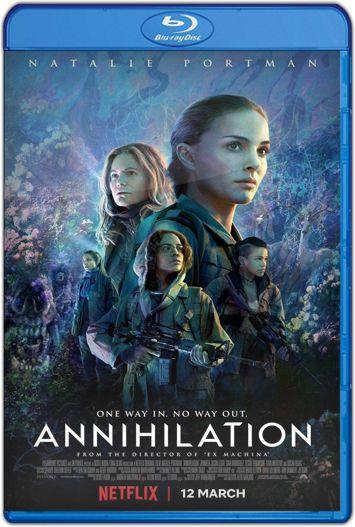 Aniquilación (2018) HD 1080p y 720p Latino