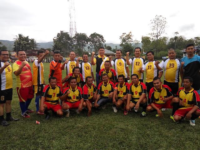 Walikota Jambi Tutup Turnamen Sepak Bola Sy Fasya Cup di Tebat Ijuk