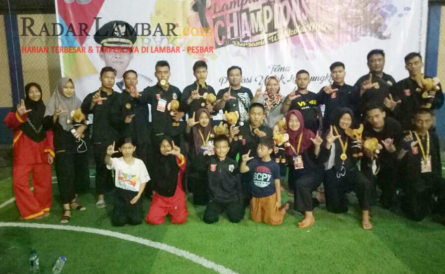 Atlet IPSI Lampung Barat Borong 16 Medali