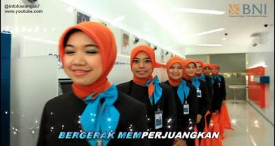 gambar Lowongan Kerja Bank BNI maret 2016