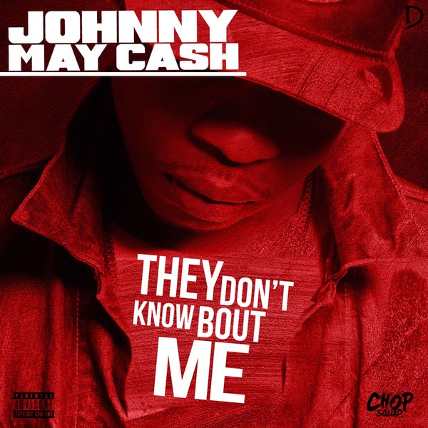 Johnny May Cash - They Don't Know Bout Me - Single  Cover