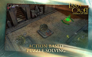 Lara Croft And The Guardian of Light apk  Lara Croft And The Guardian of Light apk + obb