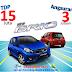 Promo Honda Brio Jakarta TDP Minim