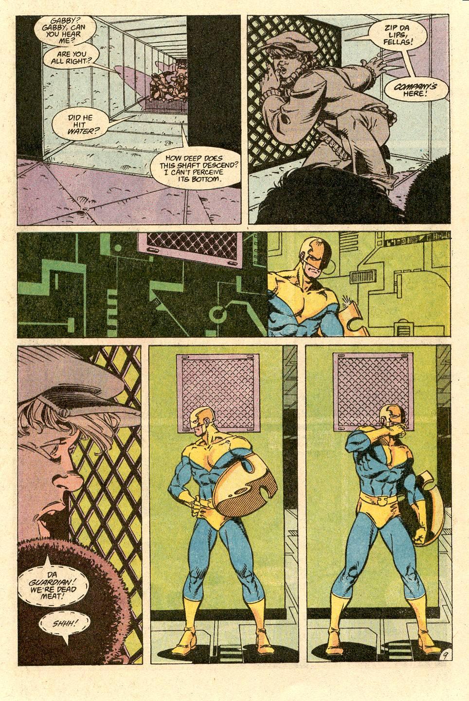 Read online Secret Origins (1986) comic -  Issue #49 - 14