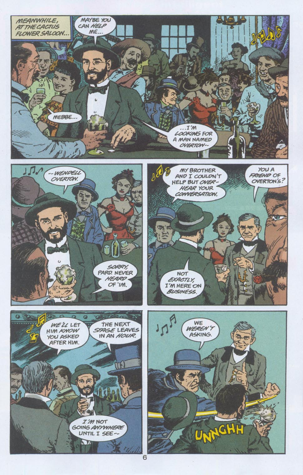 Read online American Century comic -  Issue #24 - 7