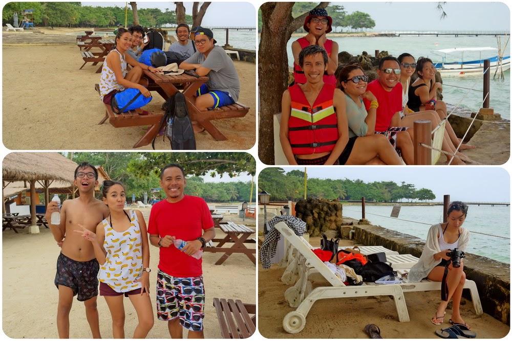 Nongkrong Santai Di Tanjung Lesung Beach Club