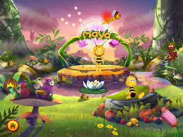 Phim Maya The Bee -Cuộc Phiêu Lưu Của Ong Maya
