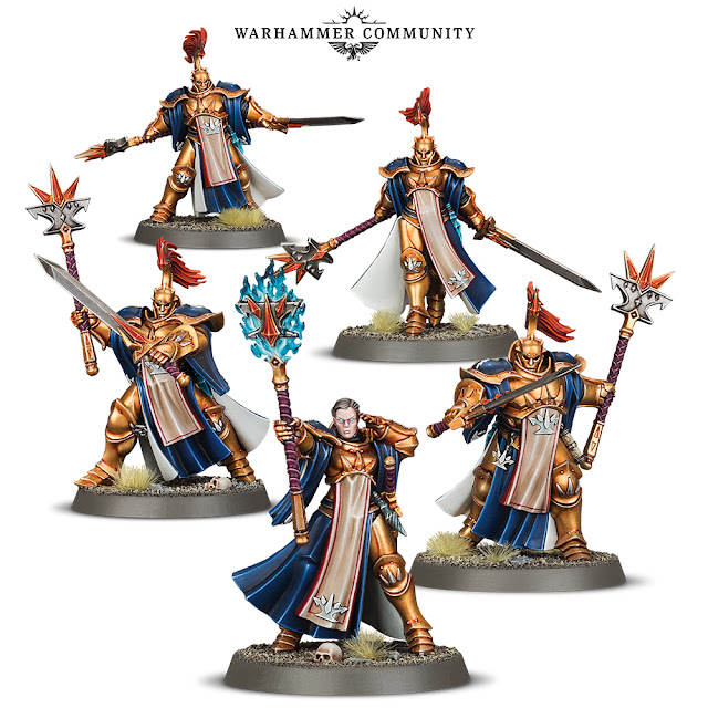 Evocators Stormcast