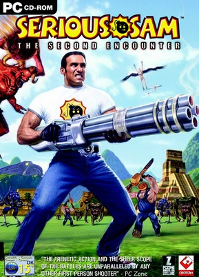 Serious Sam the Second PC Full Español 1 Link