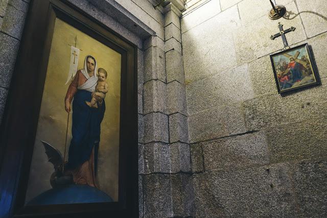 ヴィトーリア教会(Igreja Paroquial de Nossa Senhora da Vitória)