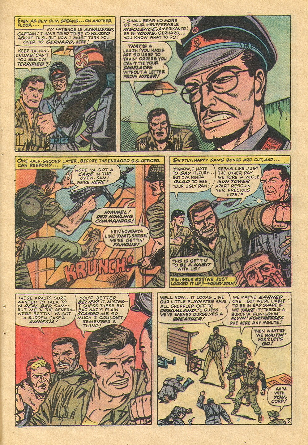 Read online Sgt. Fury comic -  Issue #92 - 41