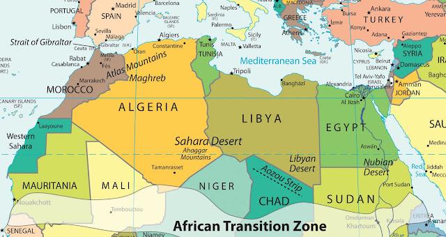 LIBIA, SIRIA