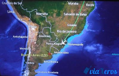 pantalla aerolíneas argentinas