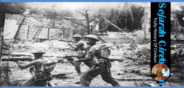 Ciwaru Kuningan, Ibukota Darurat Keresidenan Cirebon 1947