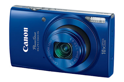 Canon PowerShot ELPH 190 IS Driver Download Windows, Mac