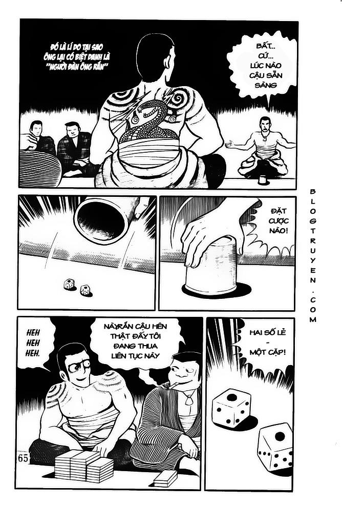 Panorama Of Hell chap 3 trang 7