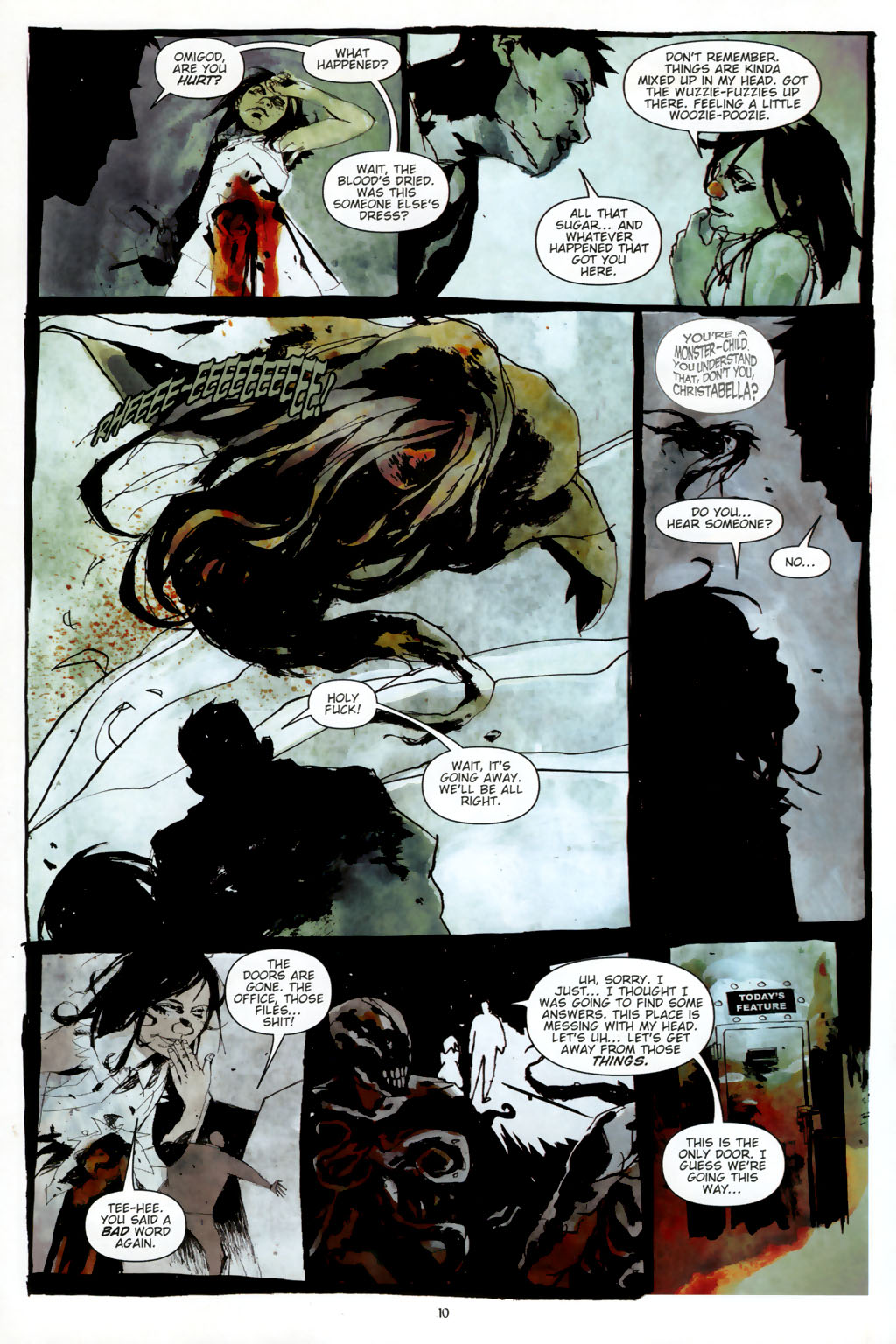 Read online Silent Hill: Dead/Alive comic -  Issue #2 - 12