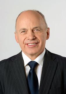 Le président de la confédération suisse Ueli Maurer