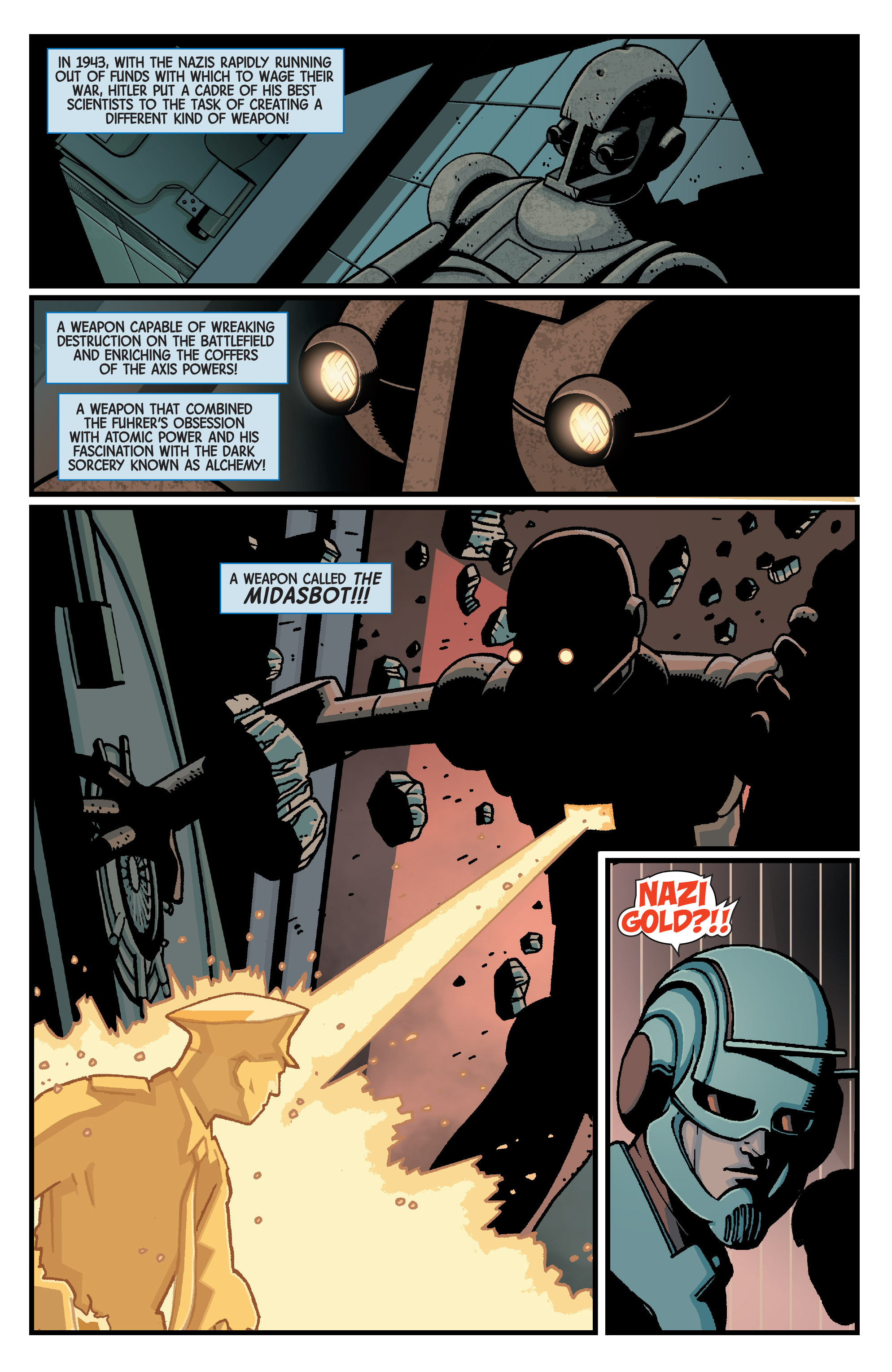 Read online Ant-Man comic -  Issue #2 - 10