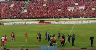 Walk Out di Laga Kontra Persija, Persib Bandung Nyatakan Siap Terkena Sanksi PSSI