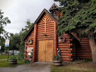 Saint Matthew's Episcopal Church, Fairbanks, Alaska