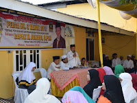 H. Jumadi Sampaikan Sosialisasi Pencegahan dan Penanganan Perdagangan Orang di Pulo Brayan Darat II