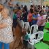 CRAS E SECRETARIA DE SAÚDE COMEMORAM O DIA DA MULHER