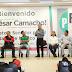 César Camacho ofrece apoyo total a mujeres y deportistas de Tecámac