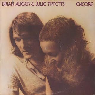 Brian Auger & Julie Tippetts - 1978 - Encore