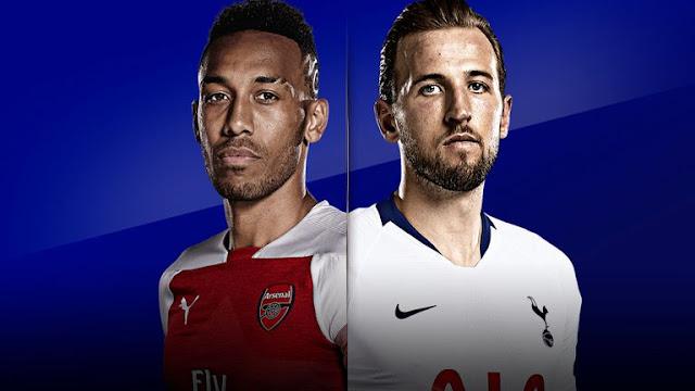 Prediksi Arsenal vs Tottenham Hotspur, 2 Desember 2018