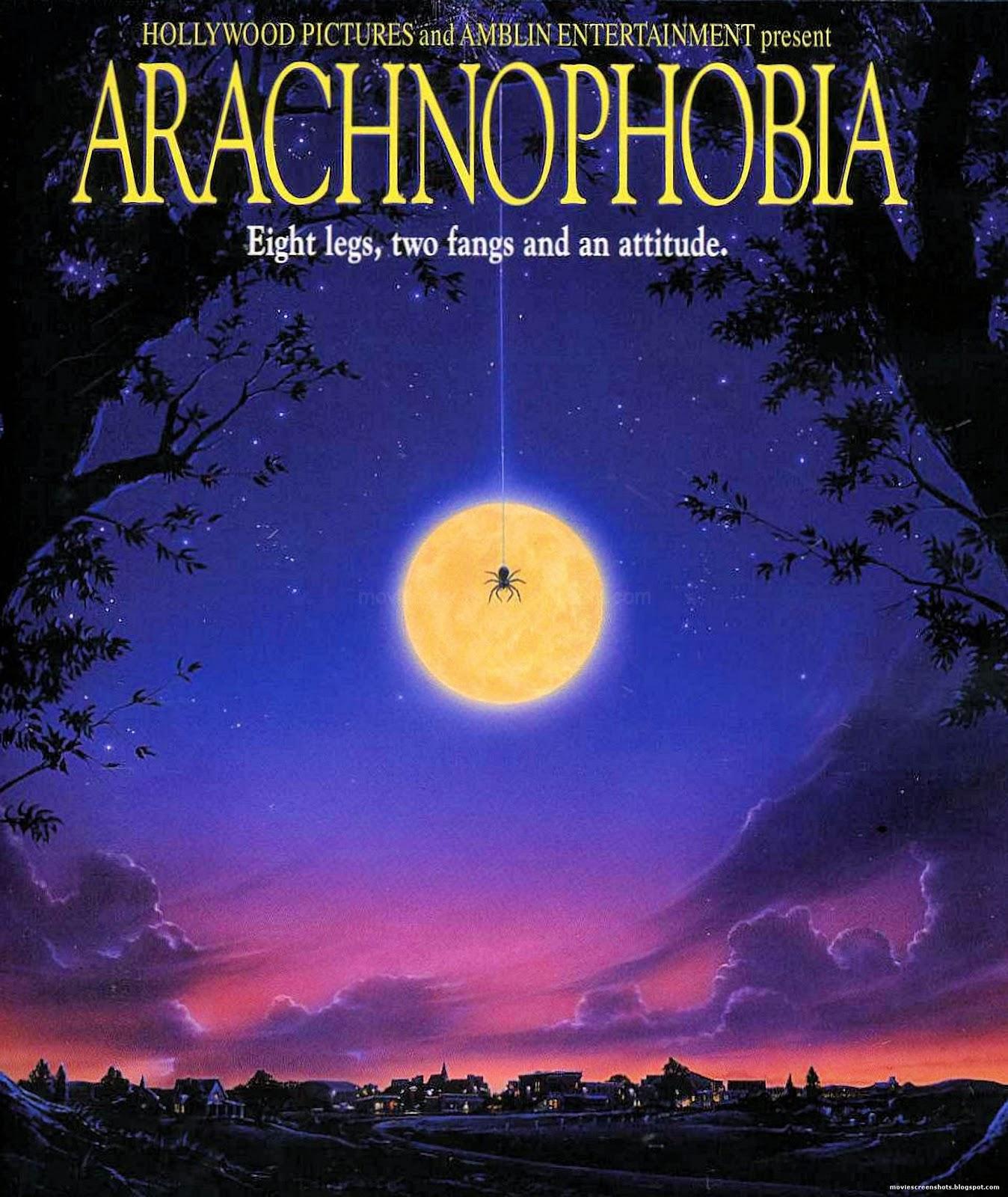 Arachnophobia Film