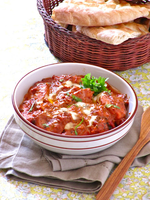 Plateful Butter Chicken Murgh Makhni India S Signature Gift To The World
