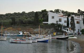 Port Lligat en Cadaqués